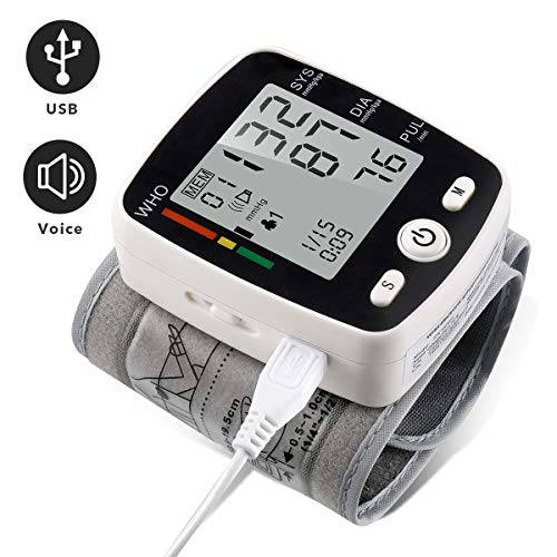 Rechargeable Blood Pressure Cuff