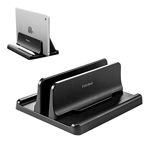 Vertical Laptop Stand Holder