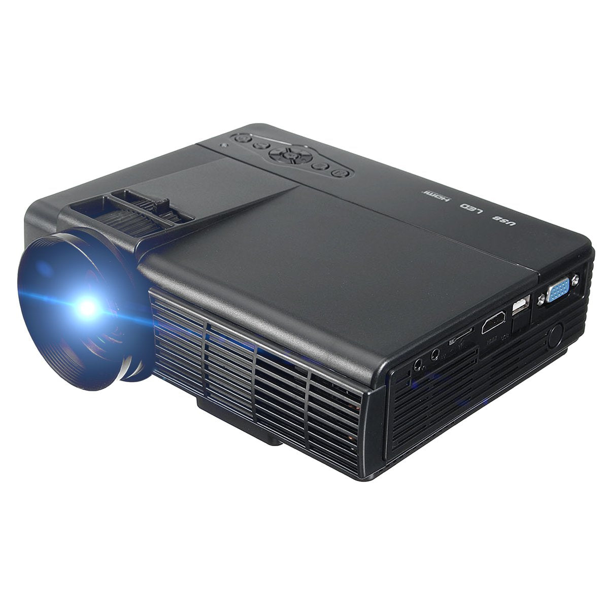 3D 1080P Full HD Home Theater Projector
