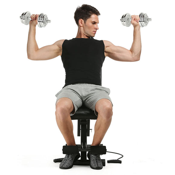 Fitness Chair Sit Up Abdominal Bench