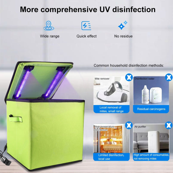 Ultraviolet Portable Disinfecting Bag