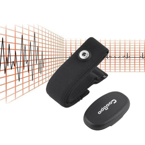 Wireless Sport Heart Rate Monitor for iPhone and Android