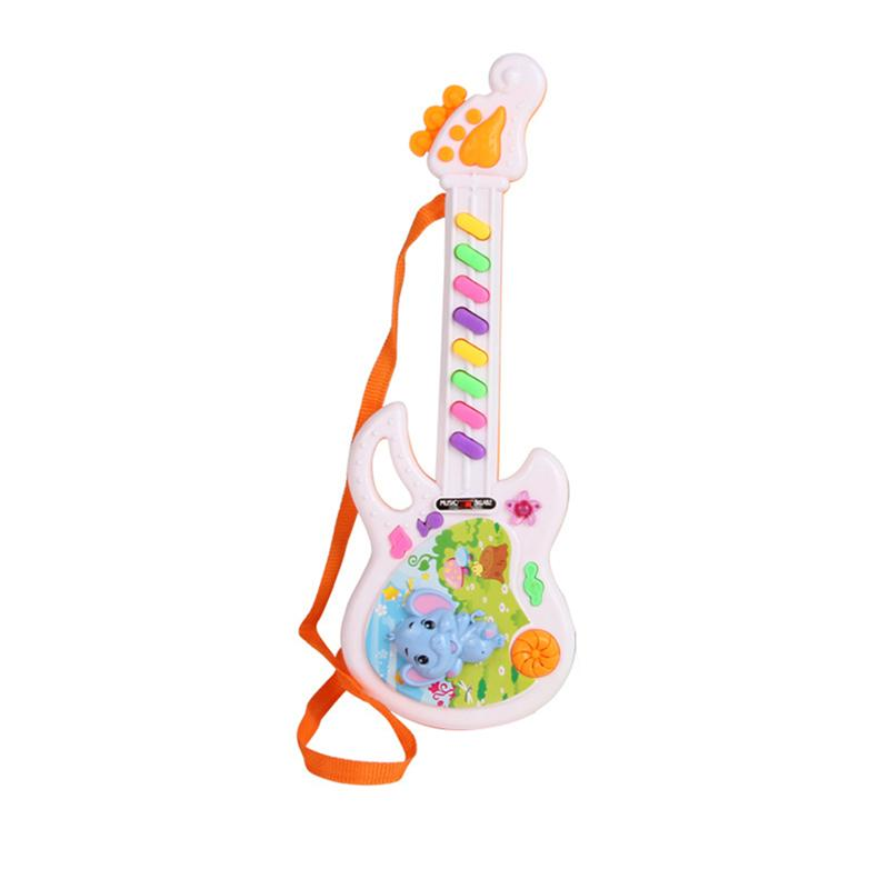 Toy Musical Electronic Guitar Toponlinebargains Com