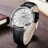 DOM Mens Watch Quartz Fashion