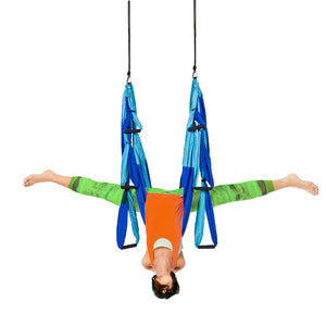 High Strength Fitness Yoga Hammock With 6 Grip Hand Warehouse