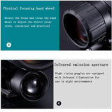 Monocular Night Vision With built-in Camera