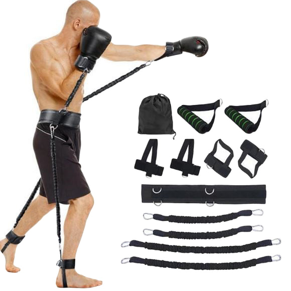 At-Home Boxing Resistance Band Set