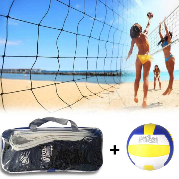 Portable Volleyball Kit