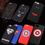 Super Hero IPhone cases