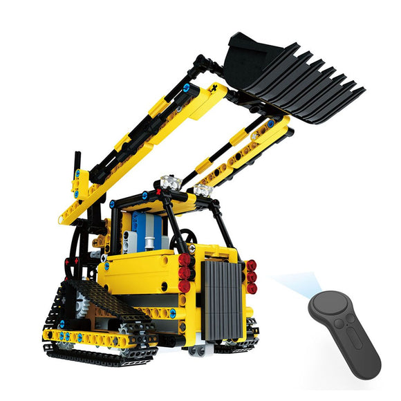 Building Block Crawler Loader
