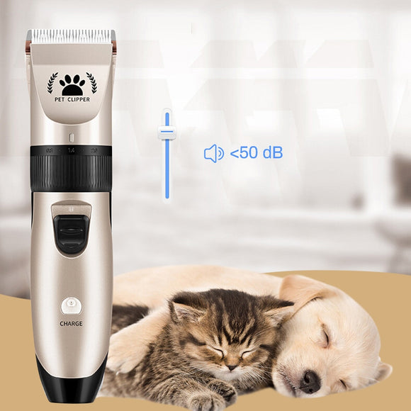 At Home Pet Hair Clippers