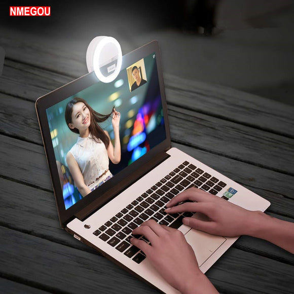 Video Conference & Photography Ring Light