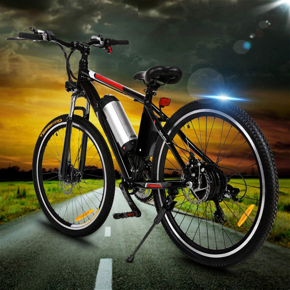 Powerful Electric Mountain Bike 26 Inch
