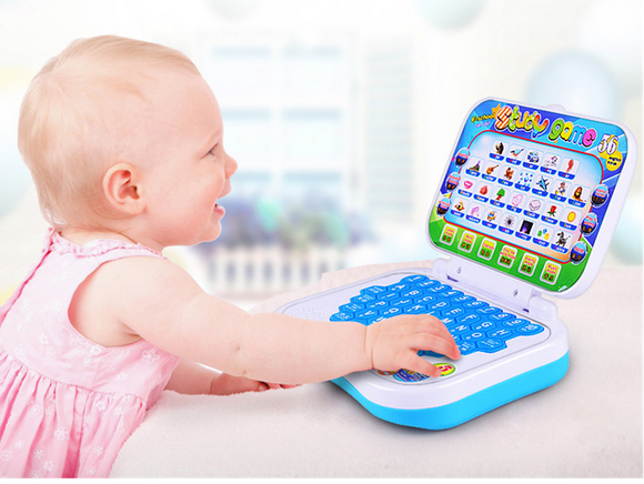 Mini PC Laptop Educational Toy
