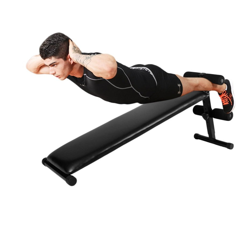 Sit Up Bench Adjustable Decline Fitness Bench