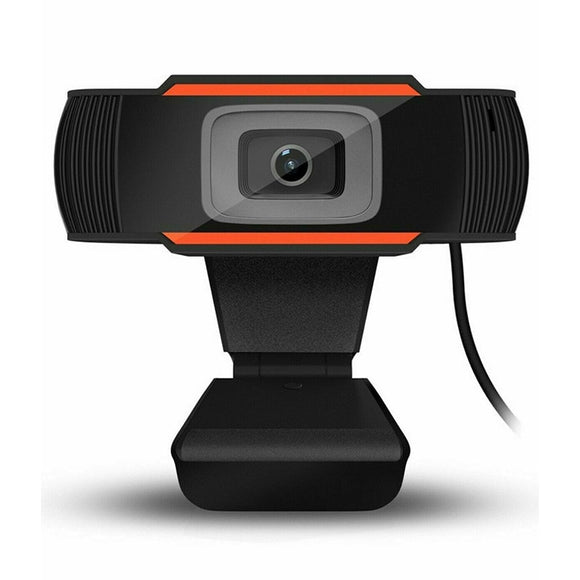 Computer Webcam With Built-in Mic