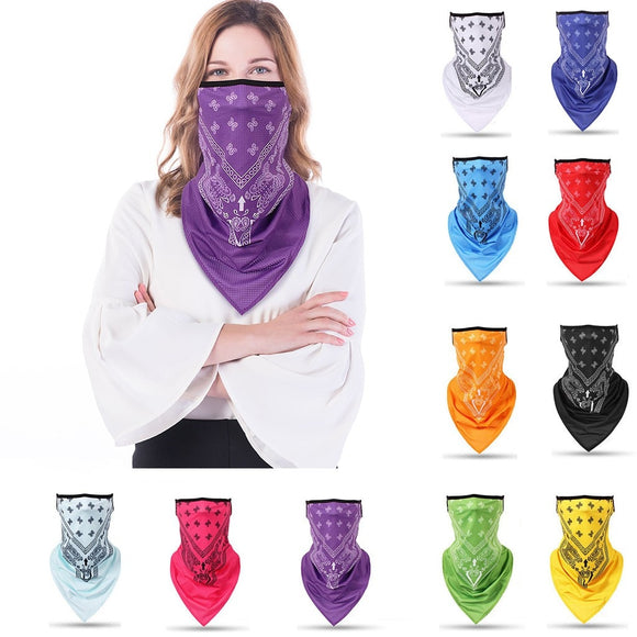 Fashionable Face Coverings