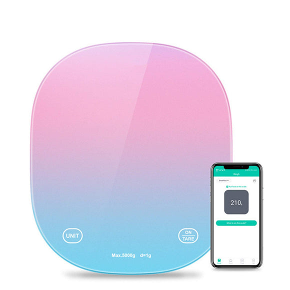 Smart Kitchen Food Scale