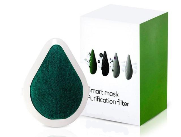 Smart Electric Mask Filters