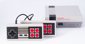 Game Console with 600 Classic games