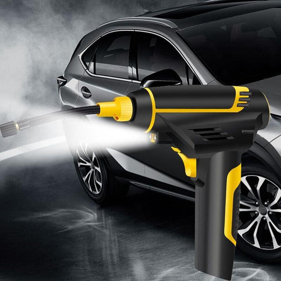 Wireless Portable Car Air Pump