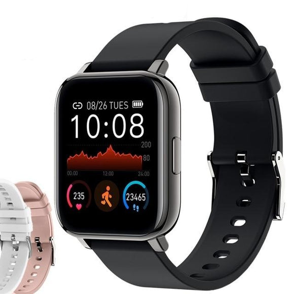Smartwatch W/ 3 different color bands