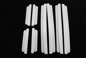 Door Edge Guards Trim Molding Protection Strip Scratch Protector 8pcs