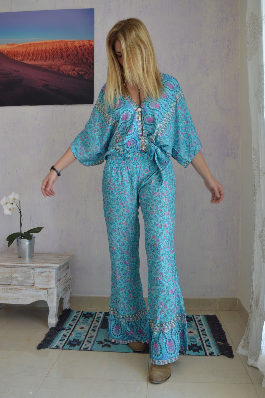 IBIZA TRENDY Hippie Pants