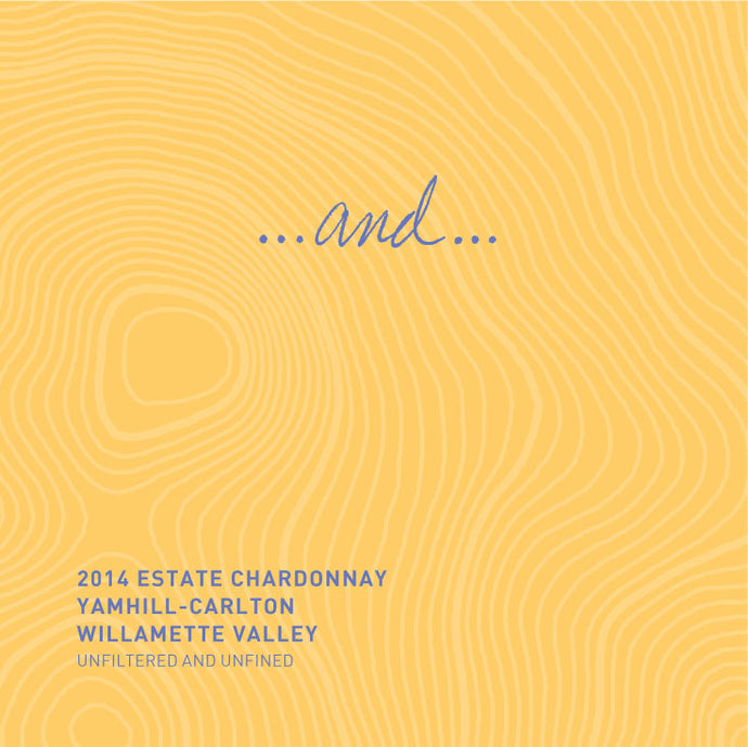 2014 …and… Estate Chardonnay