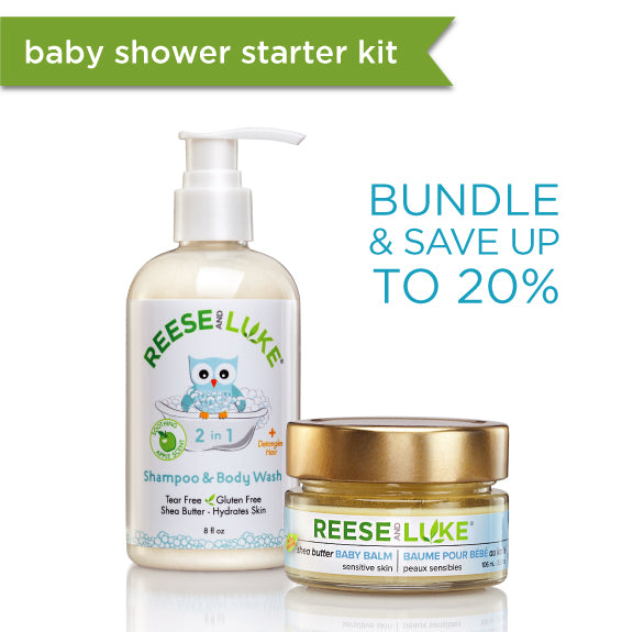 Baby Shower Starter Kit ($40 value)
