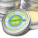 100% Organic Shea Butter Baby Balm for Face, Body & Lips