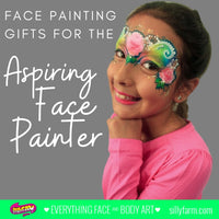 Face Painting Gifts for the Aspiring Painter