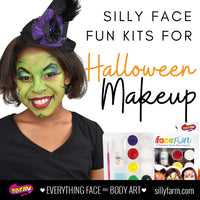 Silly Face Fun Kits for Halloween Makeup