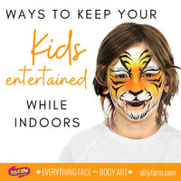Ways to Keep Your Kids Entertained Indoors