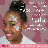Why You Should Add Face Paint to Your Easter Activities