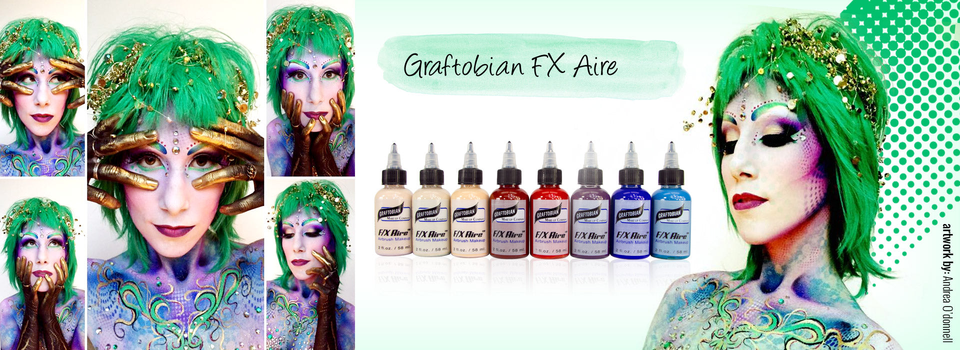 Graftobian FX Aire Hybrid Airbrush Makeup
