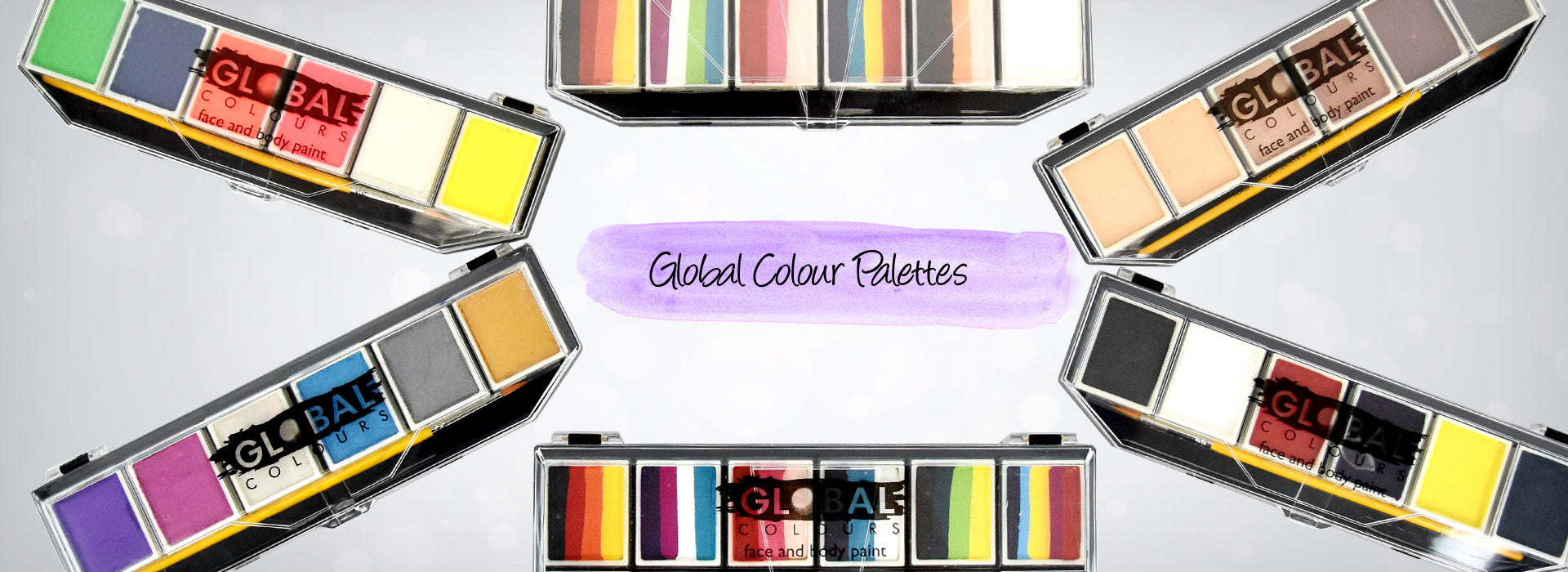 Global Colours Palettes