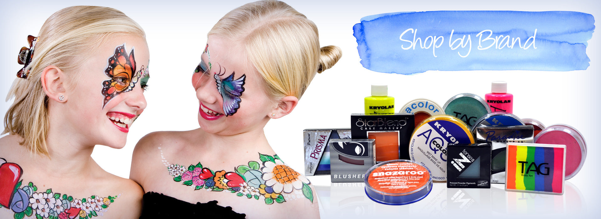 Face Paint- Shop by Brand