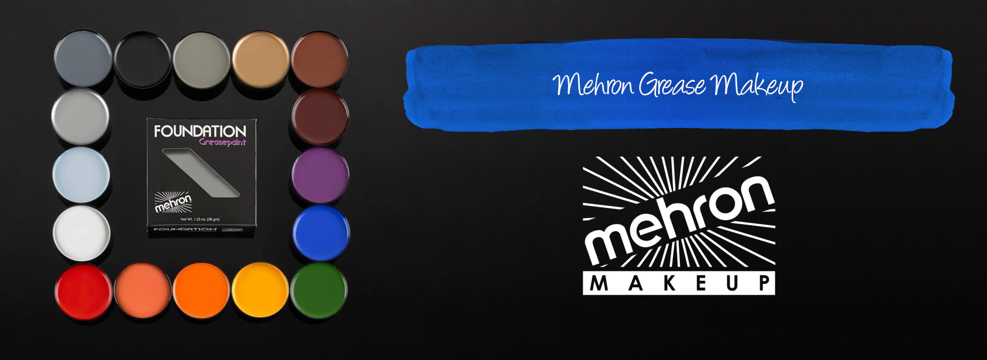 Mehron Grease Makeup