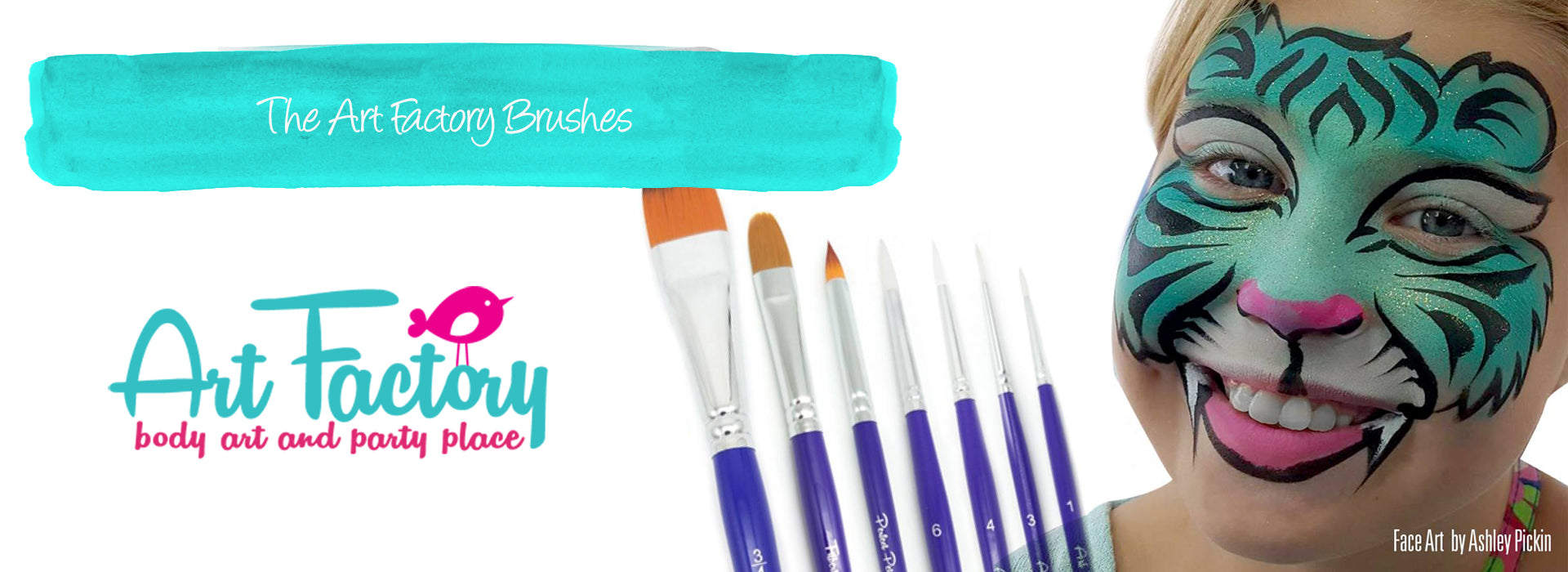 The Art Factory Brushes