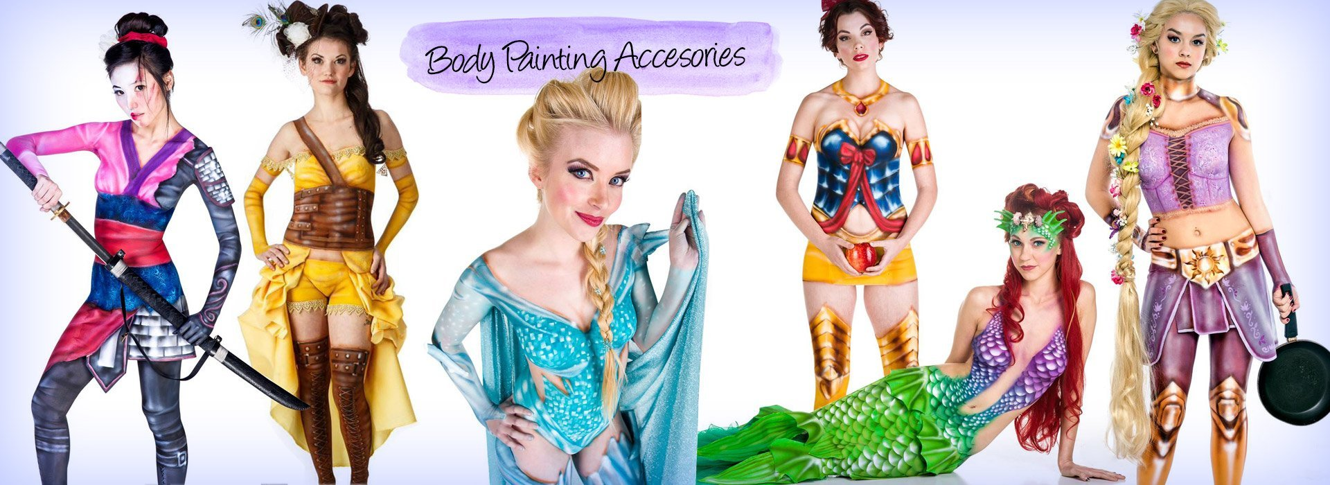 Body Paint- Accessories | Silly Farm Supplies