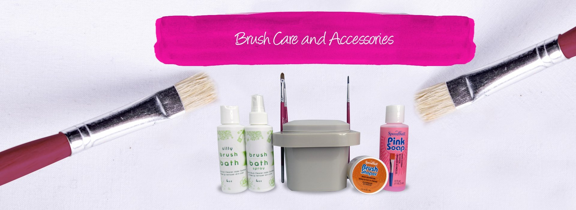 Brush Accessories | Silly Farm Supplies