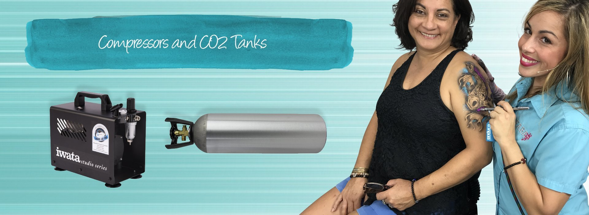 Compressors & CO2 Tanks | Silly Farm Supplies