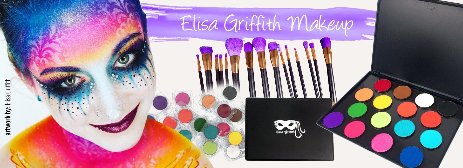 Elisa Griffith Makeup | Silly Farm Supplies