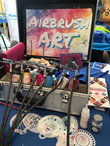 silly farm airbrush kit