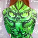 Alex Hansen Contrast with Airbrush FABATv Class
