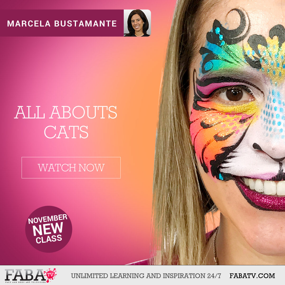 All About Cats FABATv Class