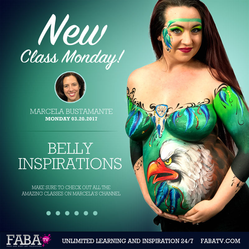 Belly Inspirations FABATv Class