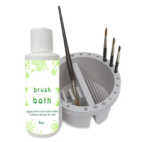 Brush Care and Accessories