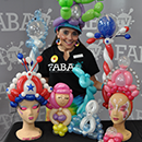 Creative Balloon Crowns FABATv Class